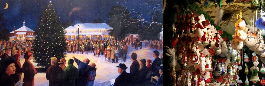 Pinehurst Village Christmas