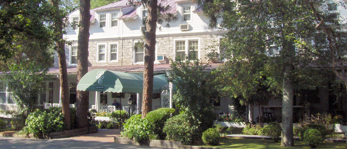 The Pine Crest inn Pinehurst