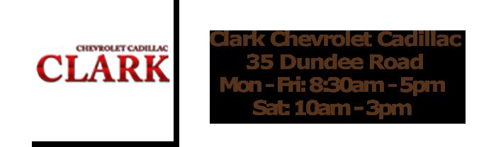 Clark Chevrolet Cadillac Inside Pinehurst