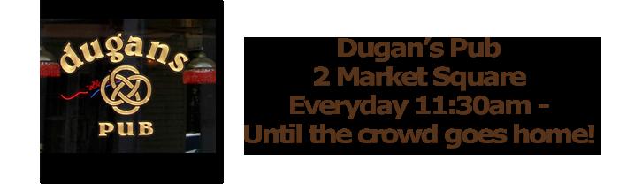 Dugan's Pub Inside Pinehurst