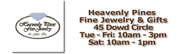 Heavenly Pines Fine Jewelry & Gifts Pinehurst, NC