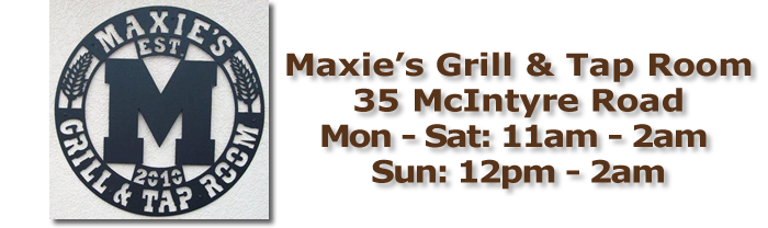 Maxie's Grill and Tap Room Inside Pinehurst