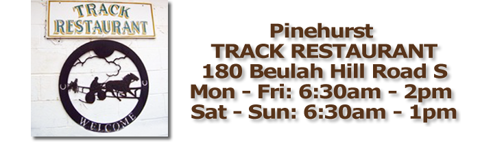 Pinehurst Track Restaurant Inside Pinehurst