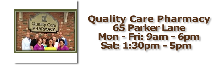 Quality Care Pharmacy Pinehurst, NC